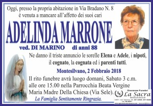 lutto Marrone Adelinda